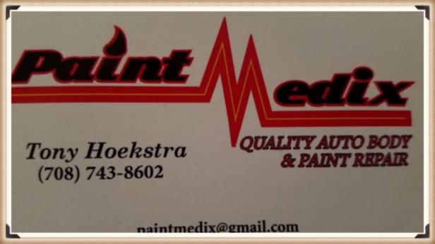 businesscardforpaintmedixinc.